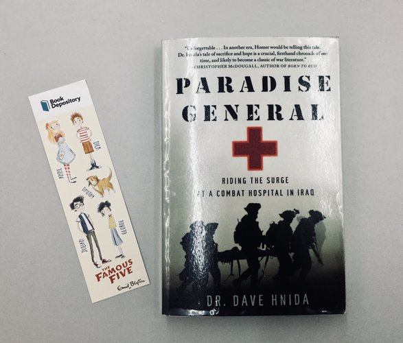 Paradise General Front Cover